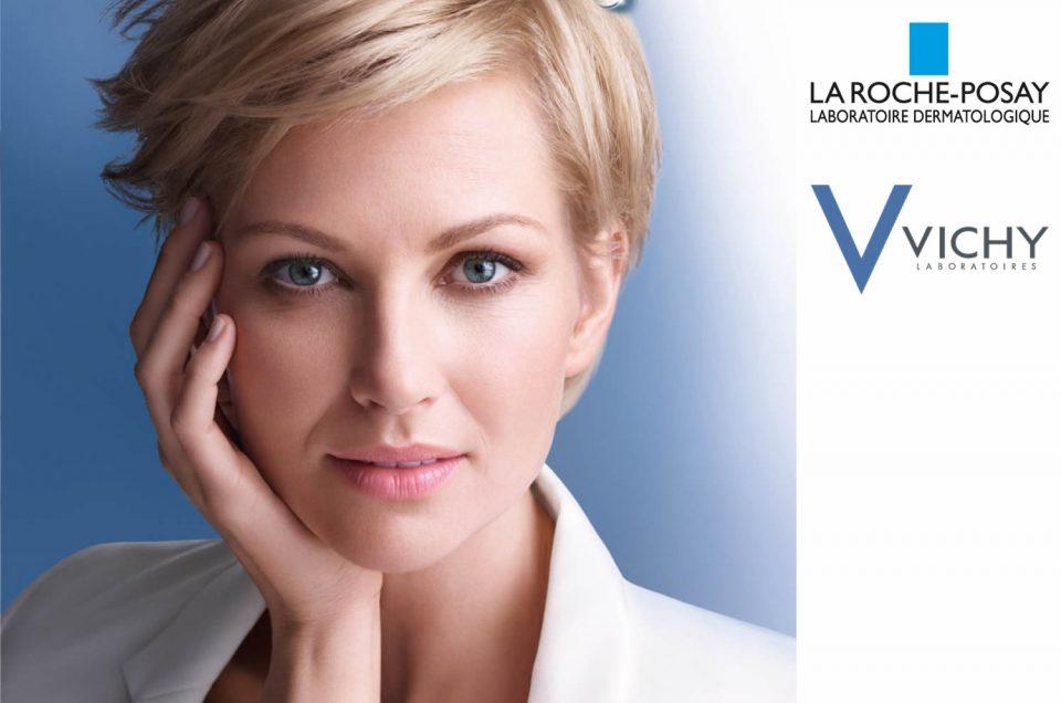 Hautberatung mit Vichy & la Roche Posay