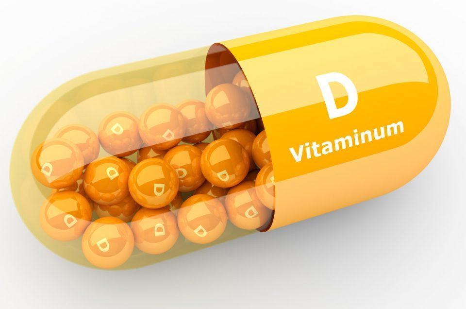 Vitamin-D-Messungen im Juli
